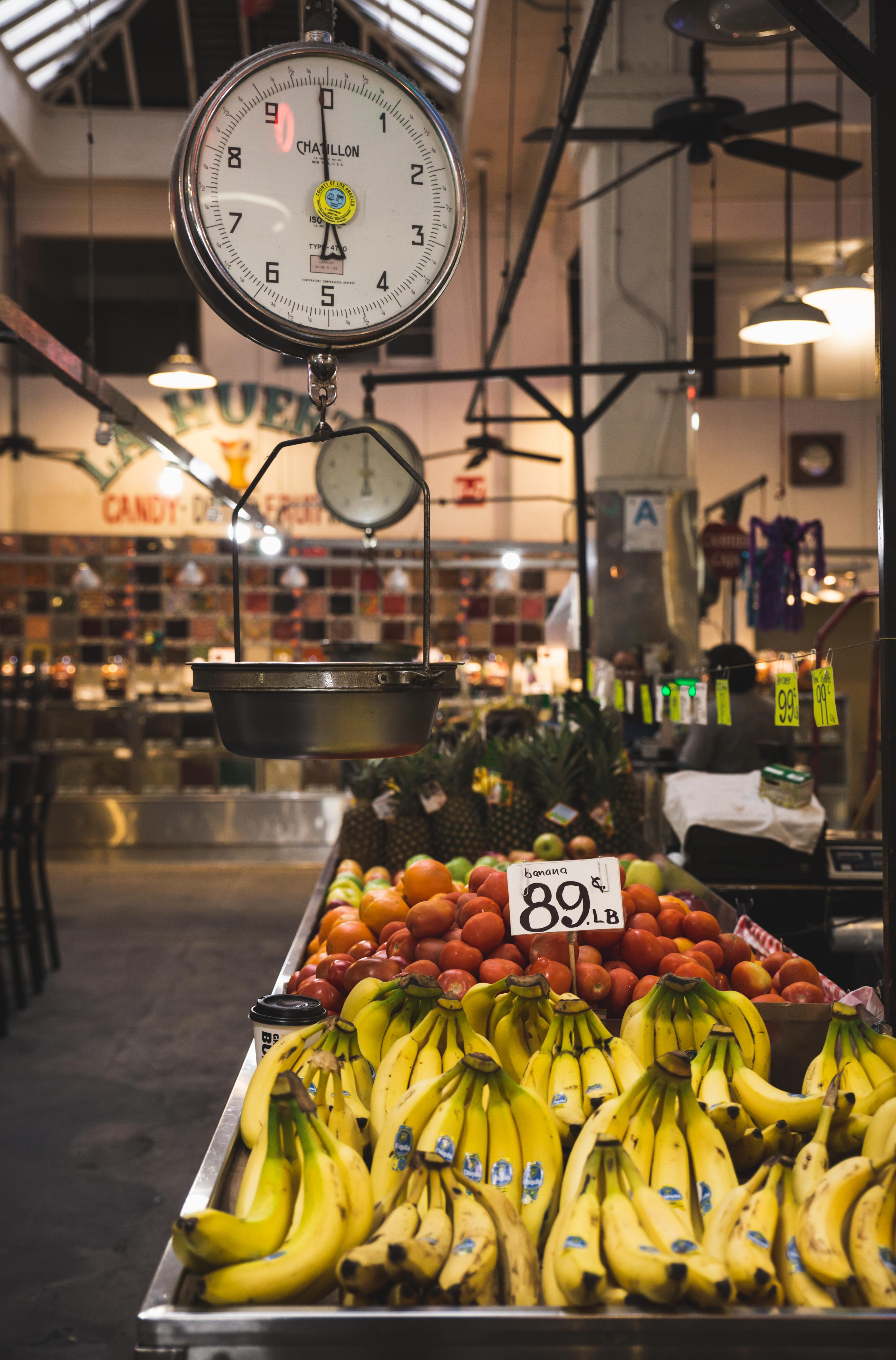 Mégane Arderighi - Grand Central Market Los Angeles