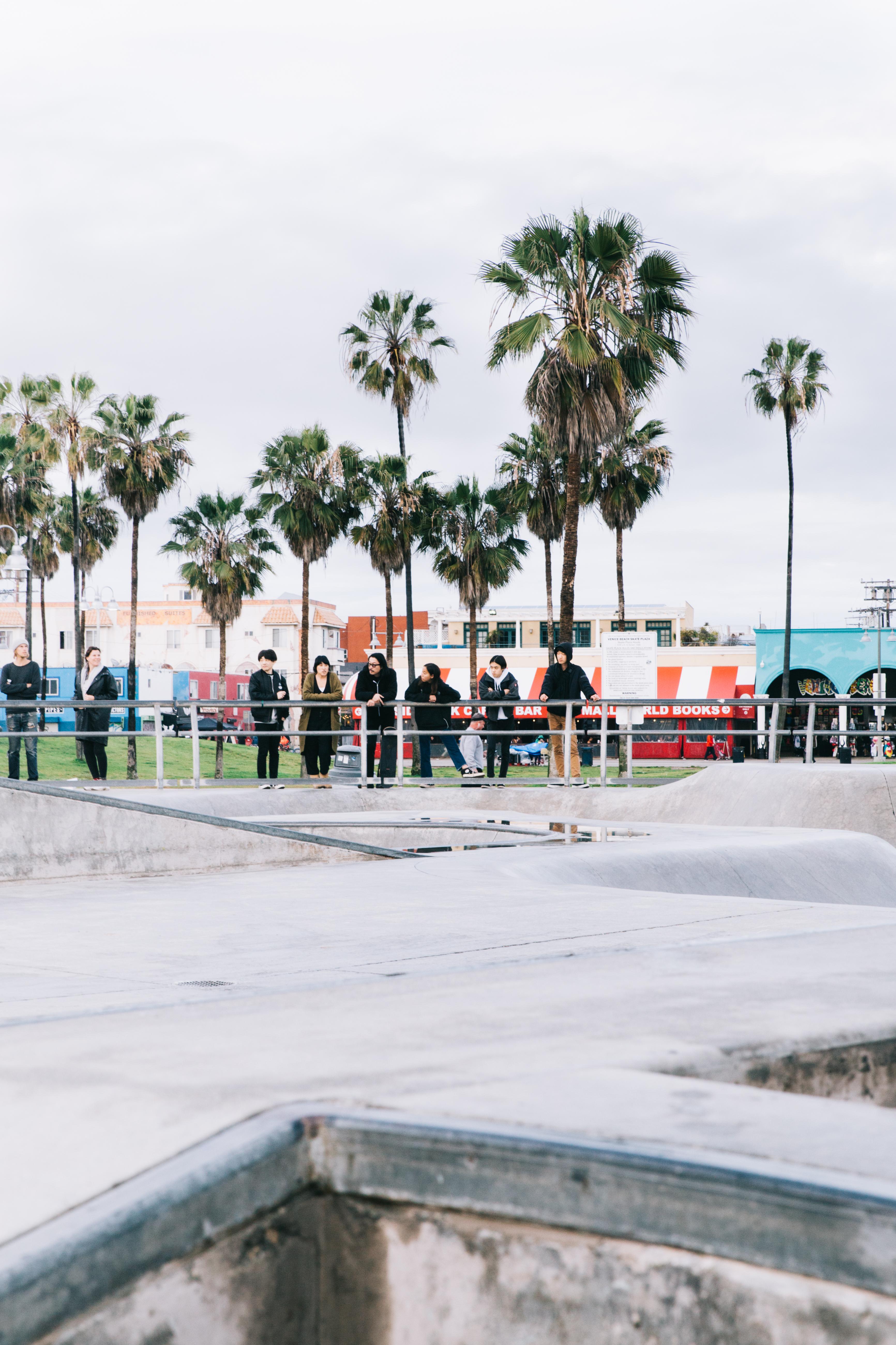 Mégane Arderighi - Venice Beach Los Angeles