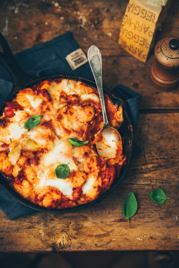 Gnocchis Mégane Ardérighi - megandcook styliste culinaire