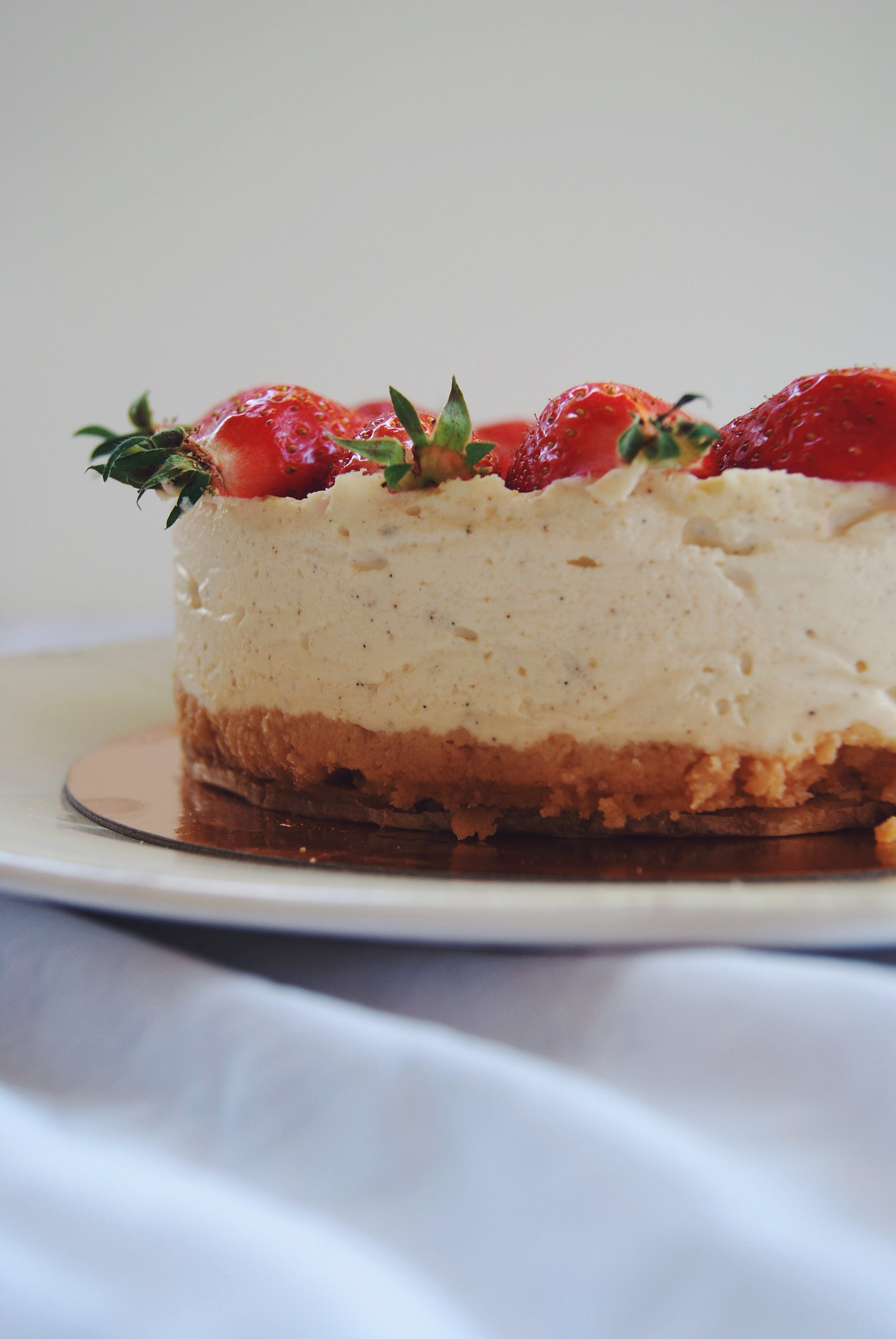 Biscuit spécial cheesecake