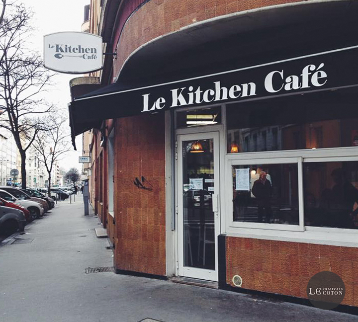 Le Kitchen Caf Ef Bf Bd  Rue Chevreul  Lyon