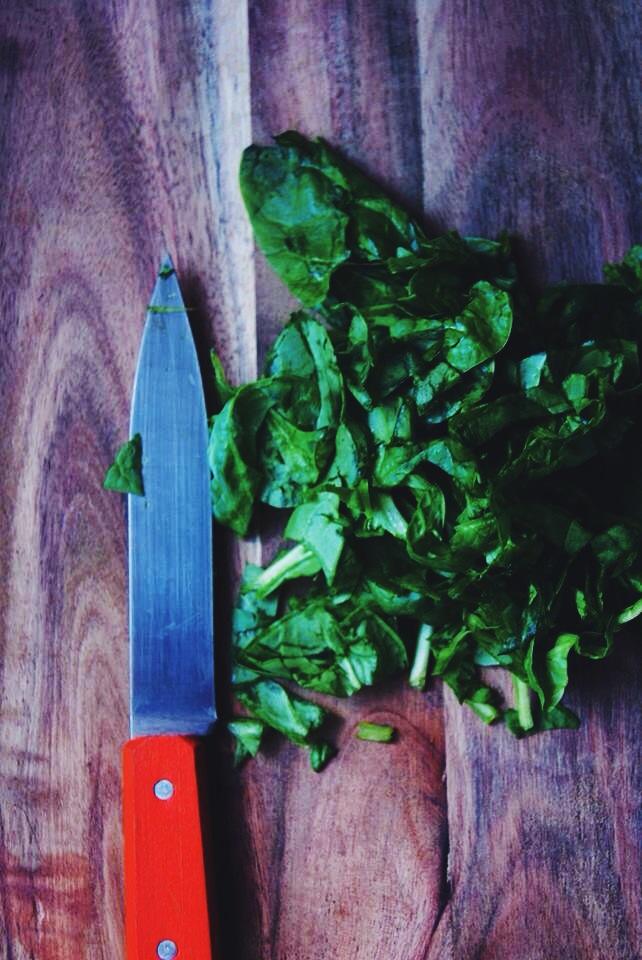 Salade de quinoa, poivrons et amandes