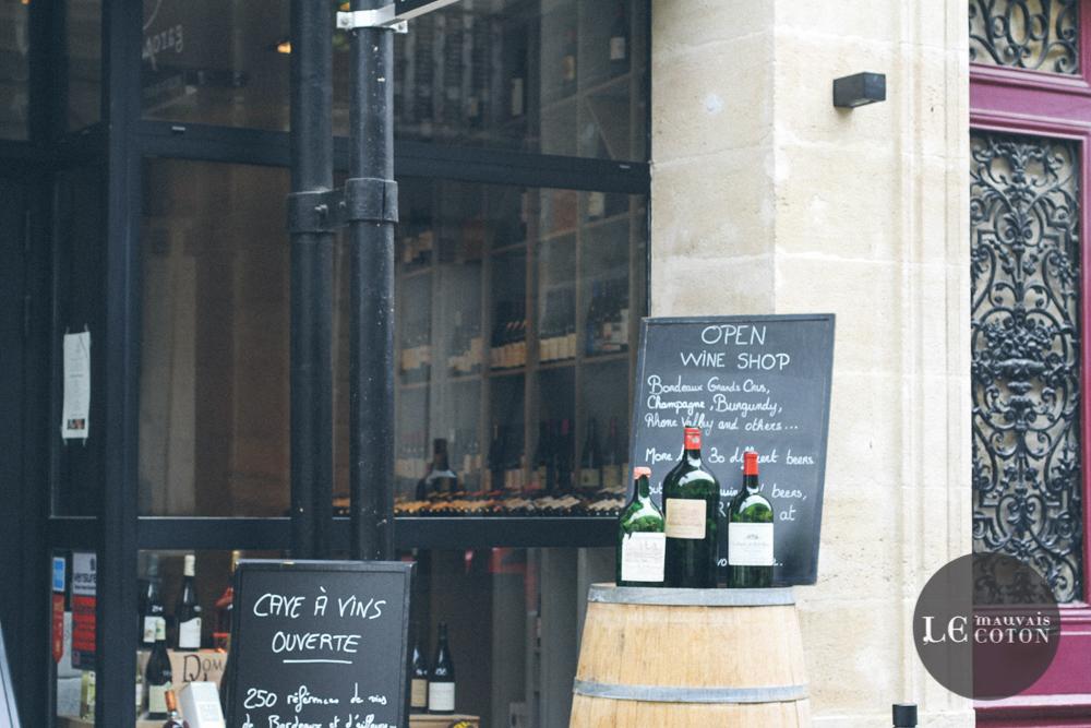 Bonne adresse # Garopapilles, l'alliance entre mets et vin