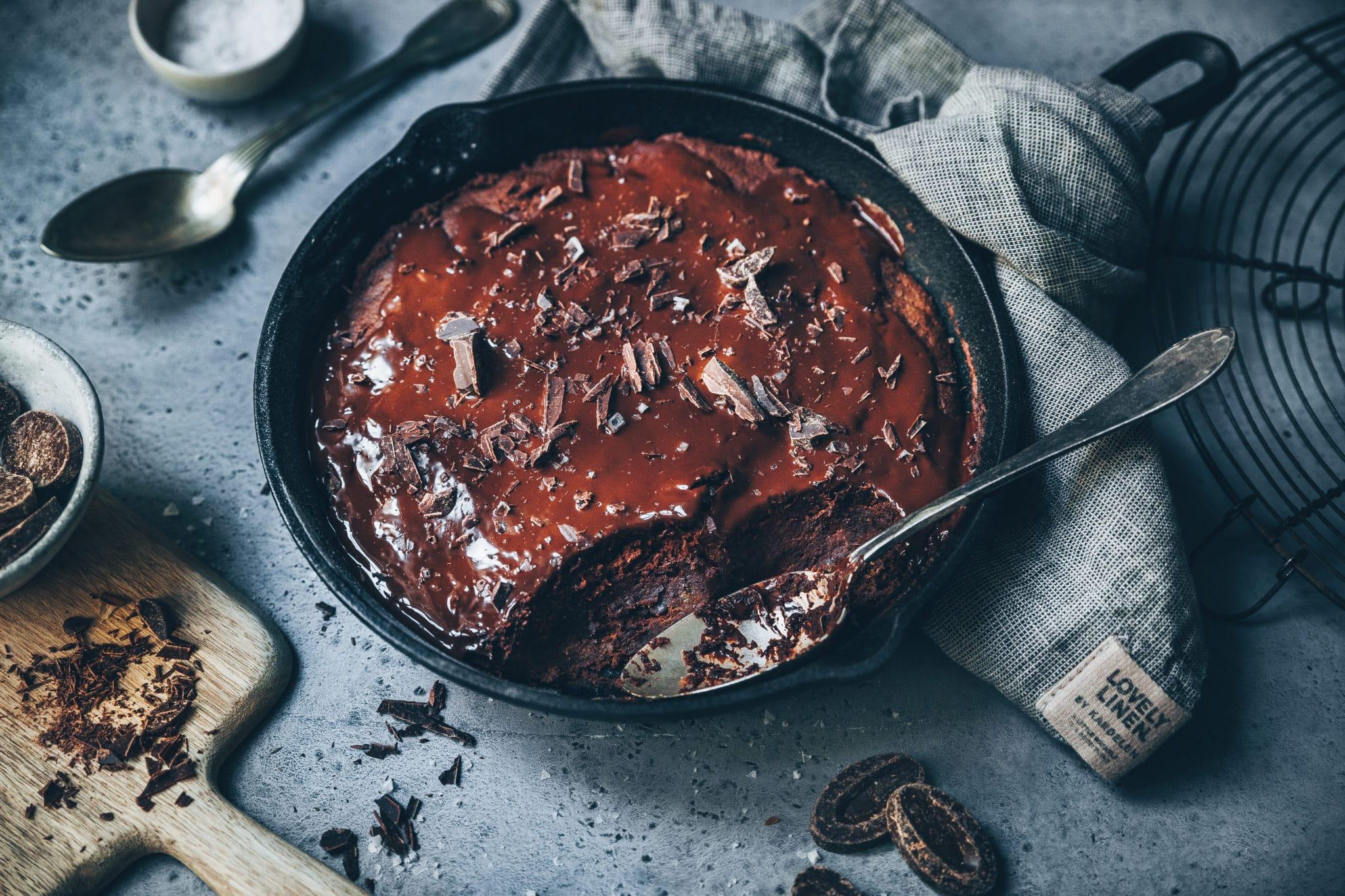 Brownie à la patate douce