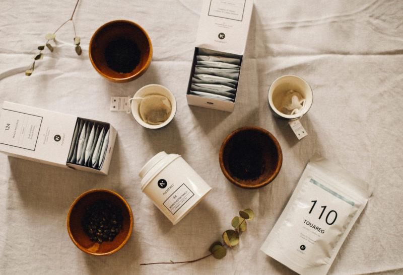 Instant thé avec Nunshen