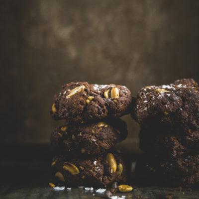 Cookies paleo tout choco
