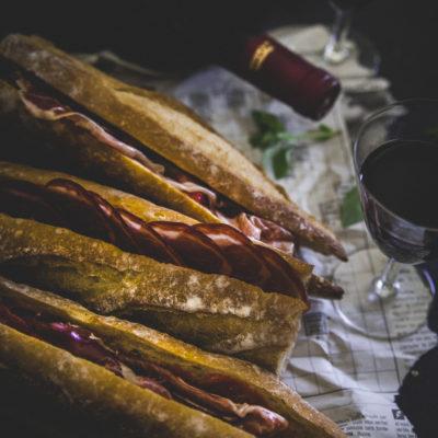 Pan con Tomate et Pata Negra