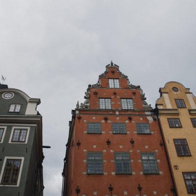 Stockholm avec Spotify