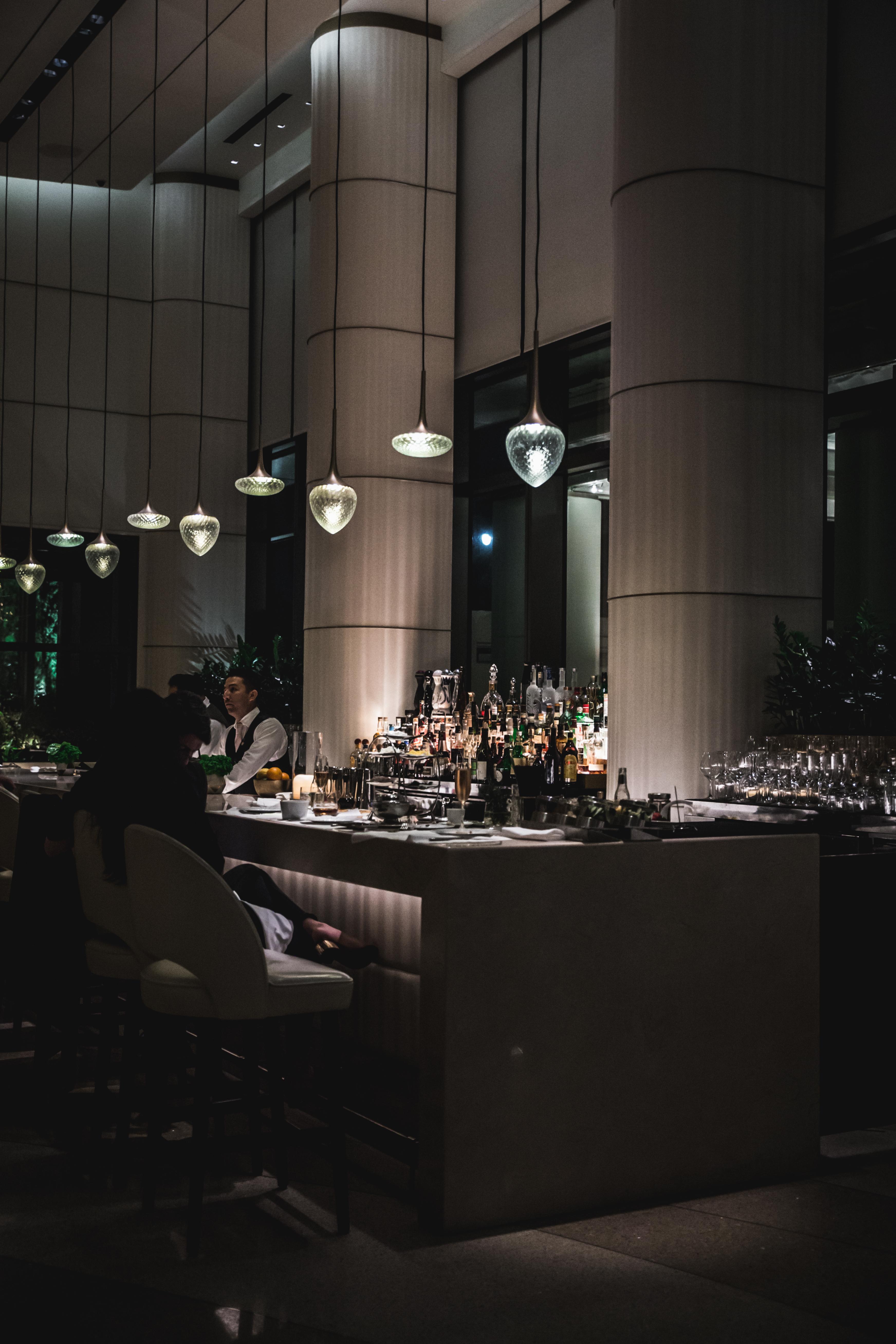 Mégane Arderighi - Jean-Georges restaurant Los Angeles