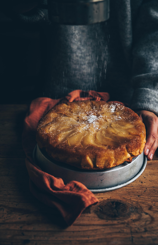 gâteau poires recette