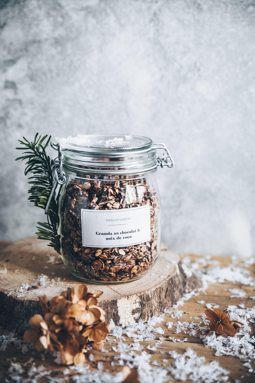 Granola DIY recettes