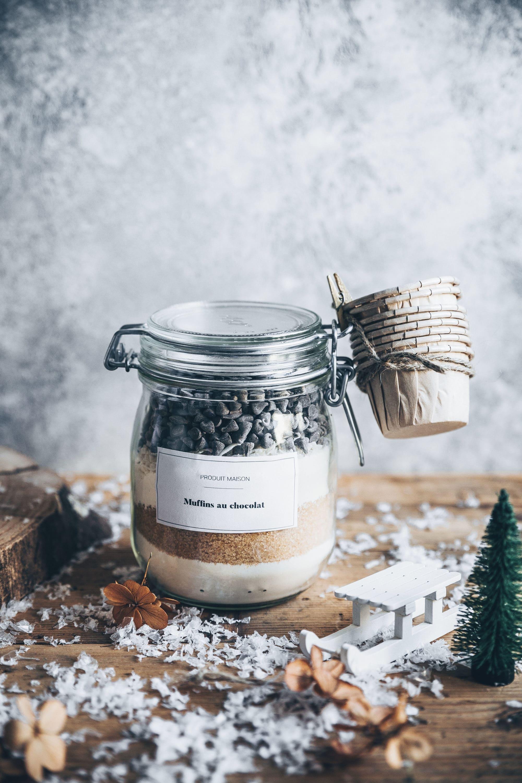 Muffin DIY recette