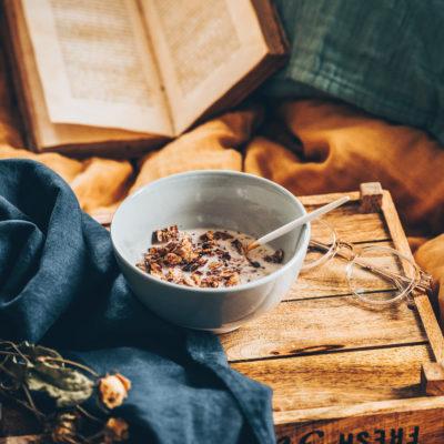 Granola aux épices chaï