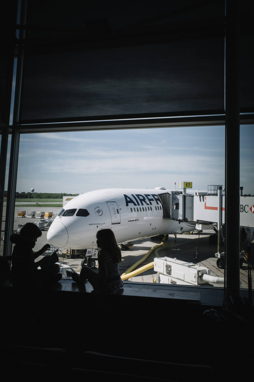 Air France voyage Montréal
