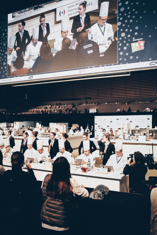 Sirha Nespresso 2019 Lyon Event