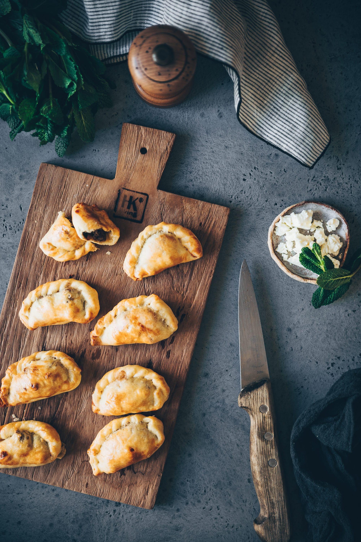 Interprofession de l'agneau empanadas recette