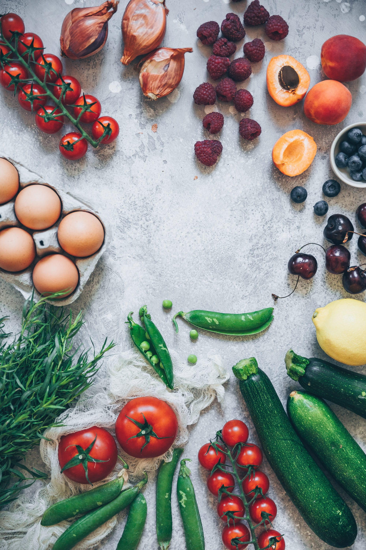Portfolio légumes photo
