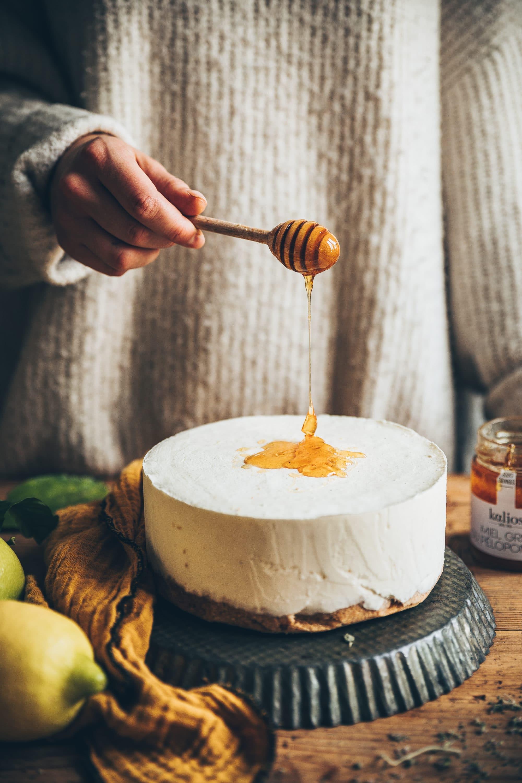 Kalios cheesecake glacé recette