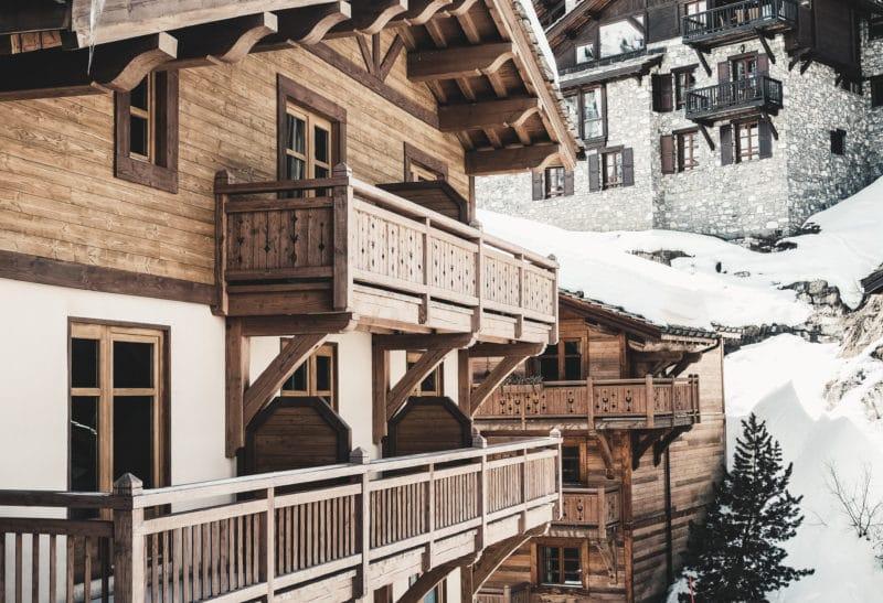 L'Hôtel les Barmes de l'Ours