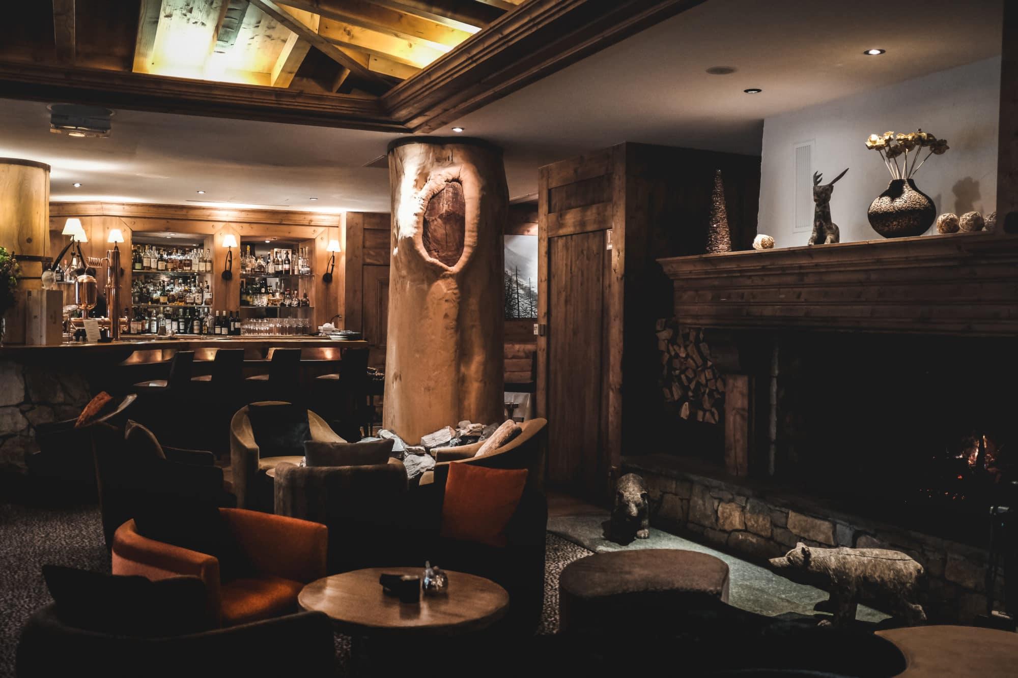 Les barmes de l'ours hôtel Val d'Isère