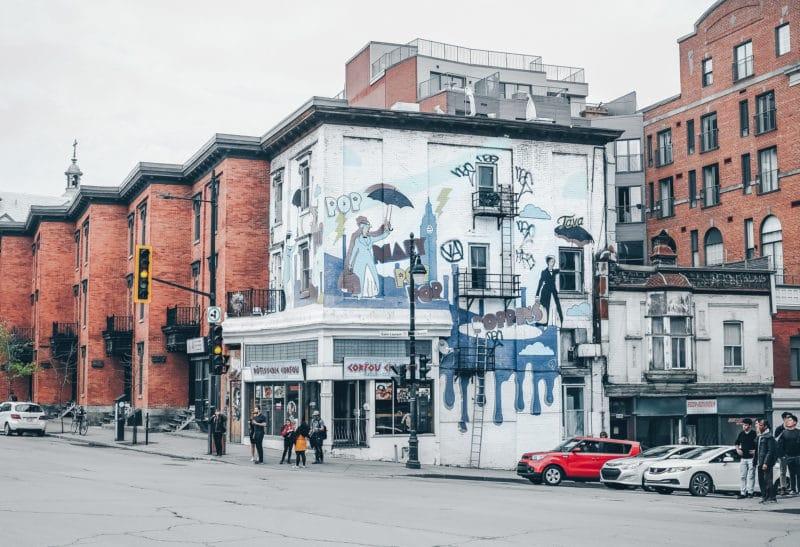 Une semaine au Canada – Montréal
