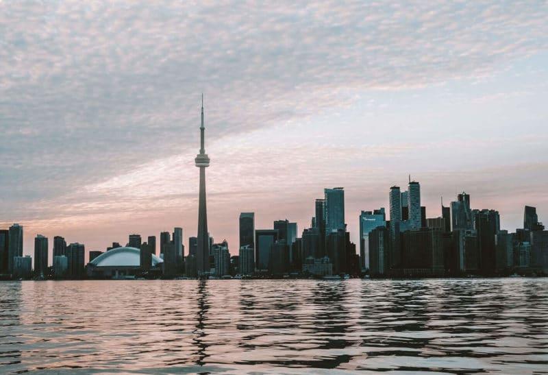 Une semaine au Canada – Toronto