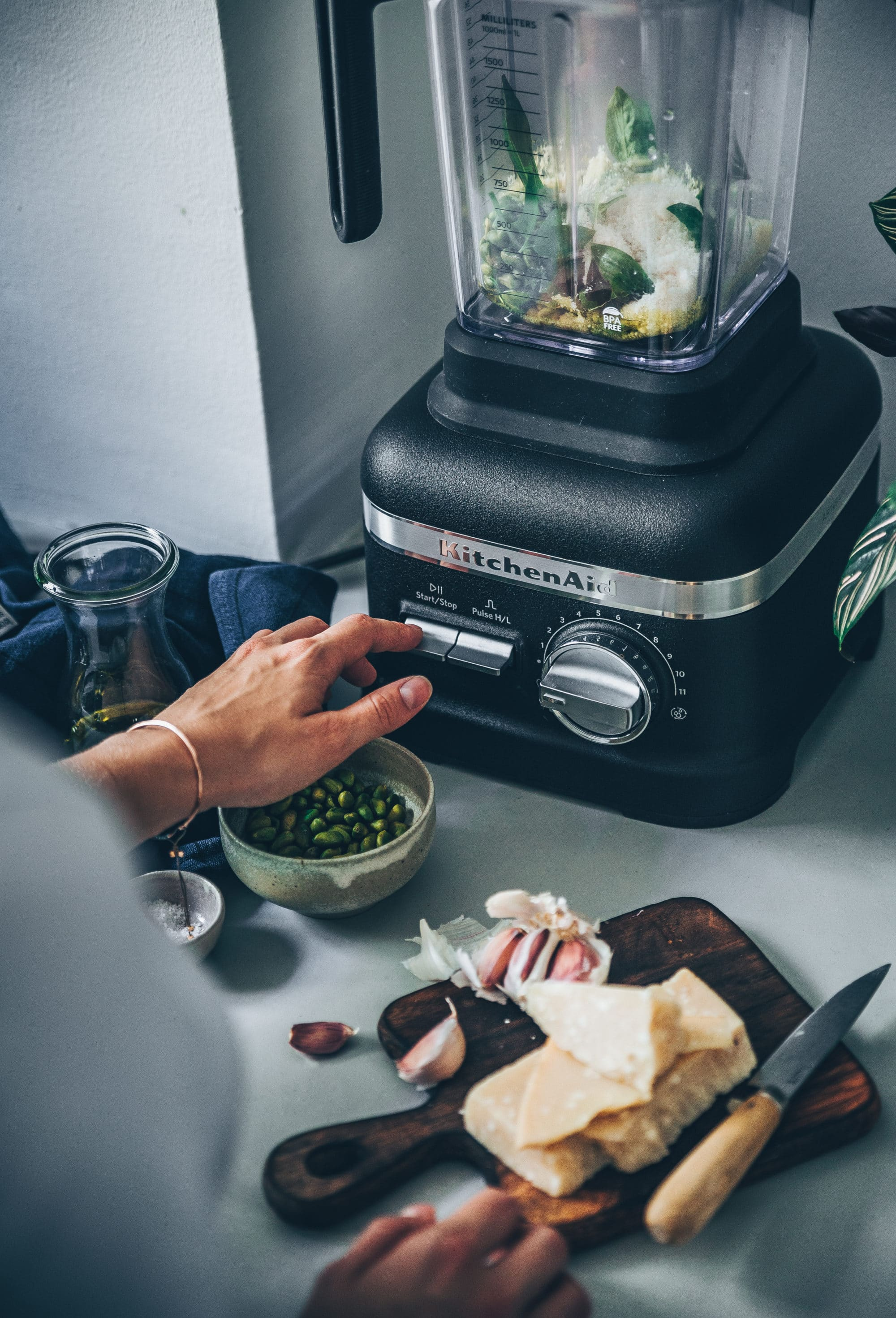 Panzanella pêche megandcook styliste culinaire