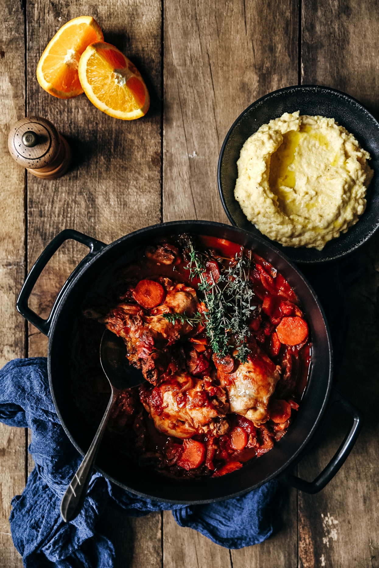 Lapin osso bucco megandcook styliste culinaire