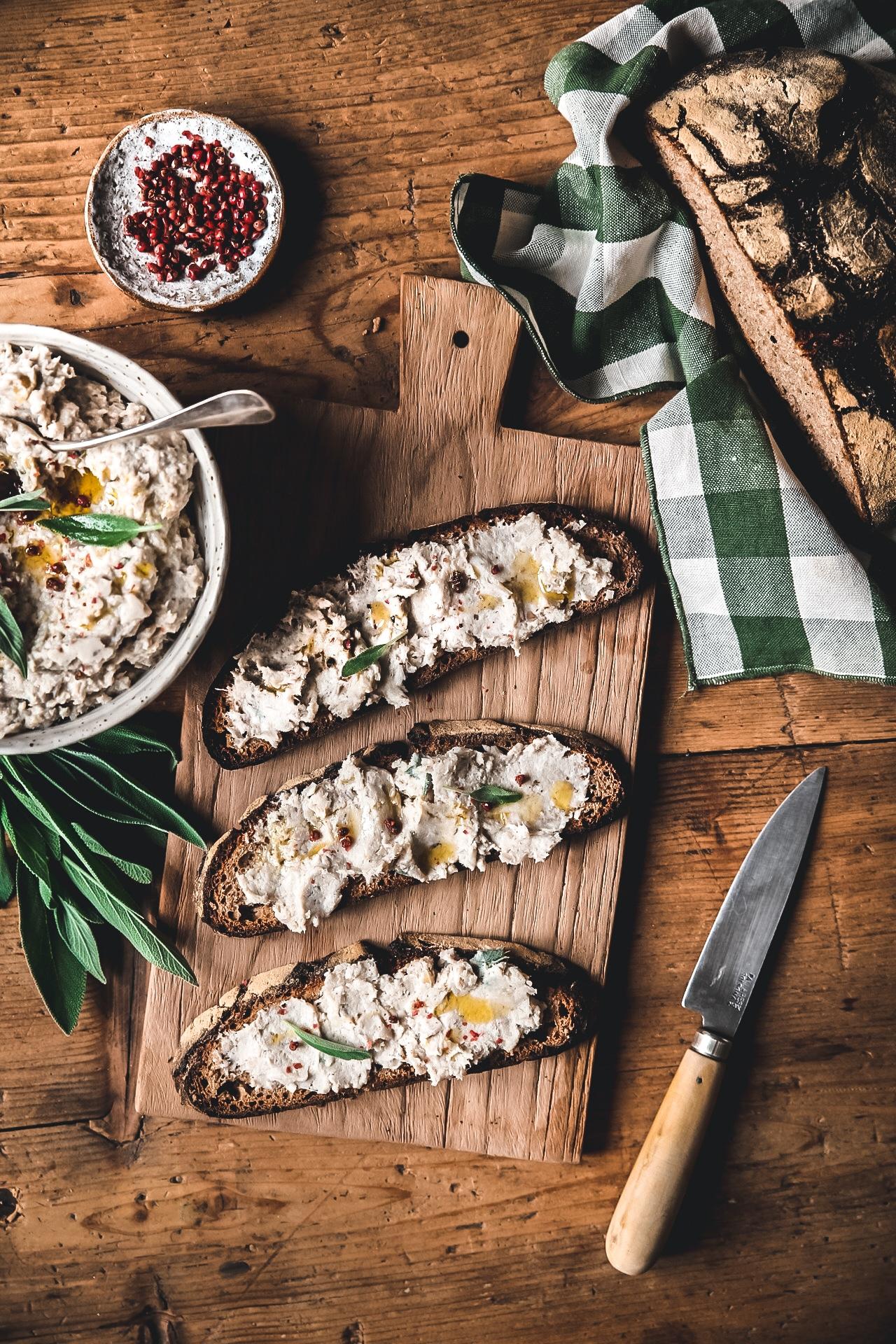 Lapin rillettes apéro styliste culinaire megandcook