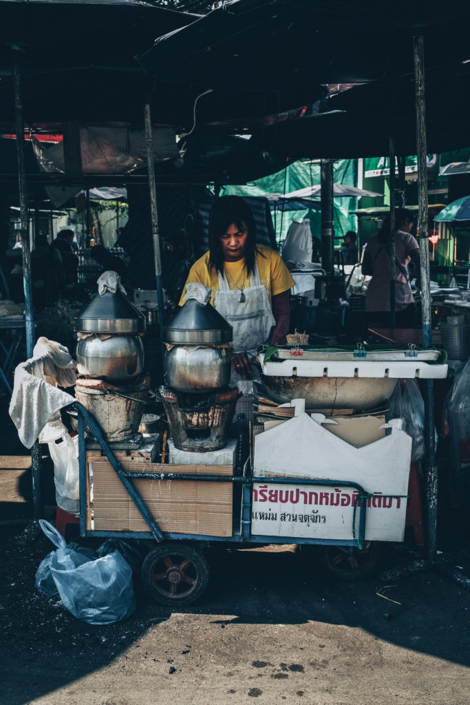 Bangkok Thaïlande Megandcook