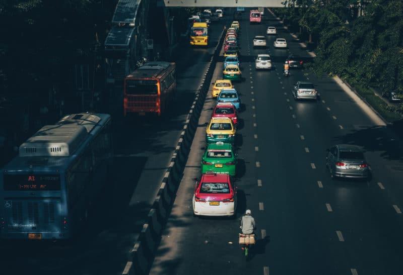 3 semaines en Thaïlande – Bangkok