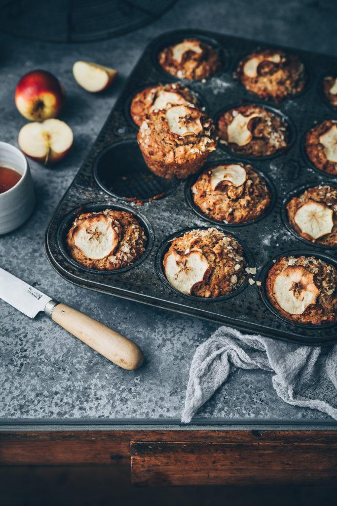 muffin petit déjeuner - Mégane Arderighi - megandcook - styliste culinaire