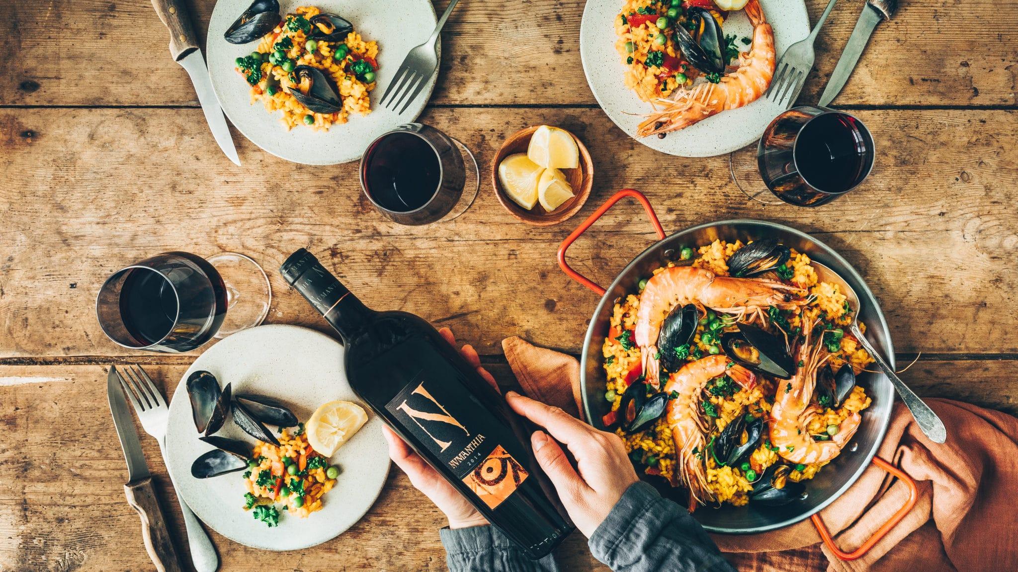 Styliste culinaire Lyon Bodega Numanthia - Mégane Arderighi