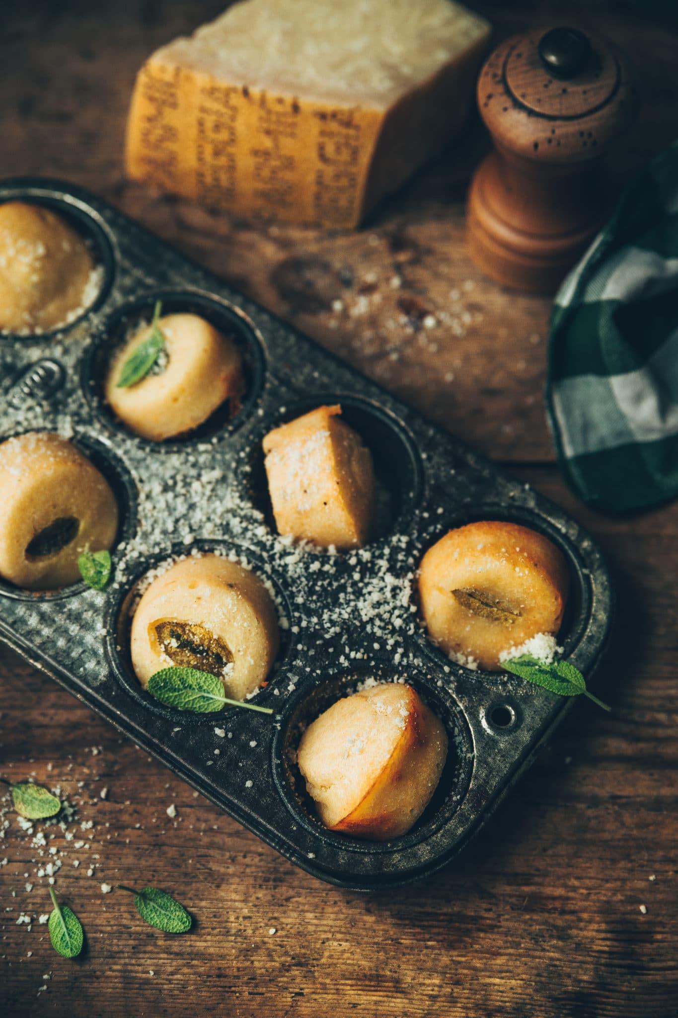 muffins apéro - Mégane Ardérighi megandcook