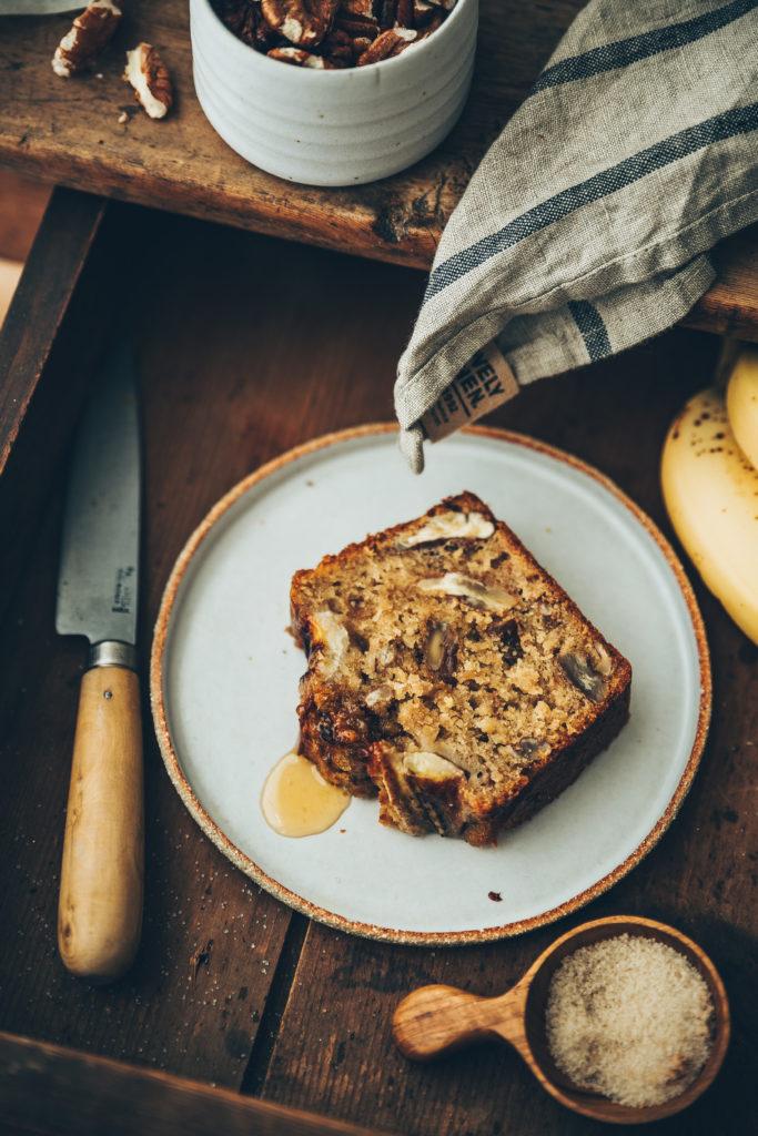 Banana bread - Mégane Ardérighi megandcook