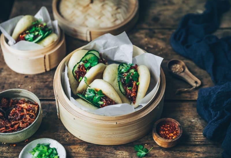 Gua Bao au pulled pork
