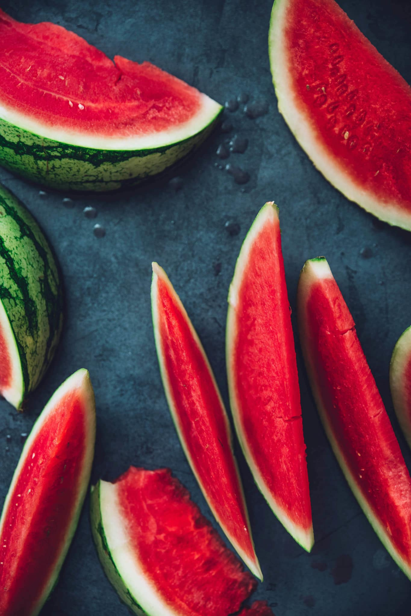 Salade pastèque - Mégane Ardérighi megandcook styliste culinaire lyon