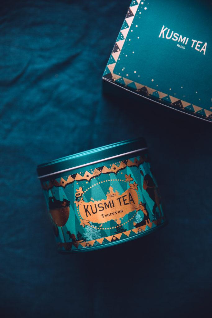 Kusmi Tea tsarevna