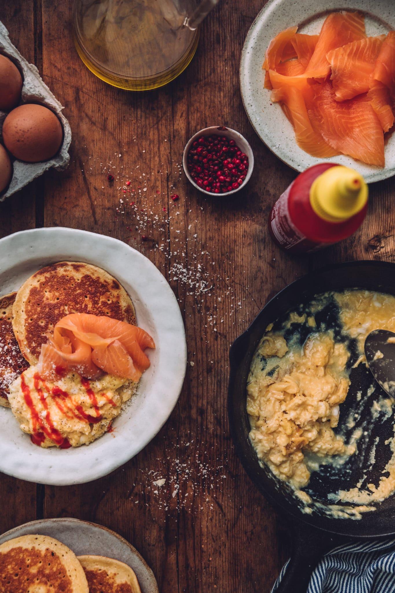 Pancakes Mégane Arderighi Megandcook