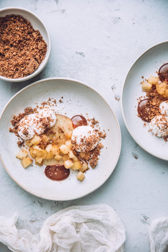 Pomme Mégane Ardérighi megandcook styliste culinaire lyon