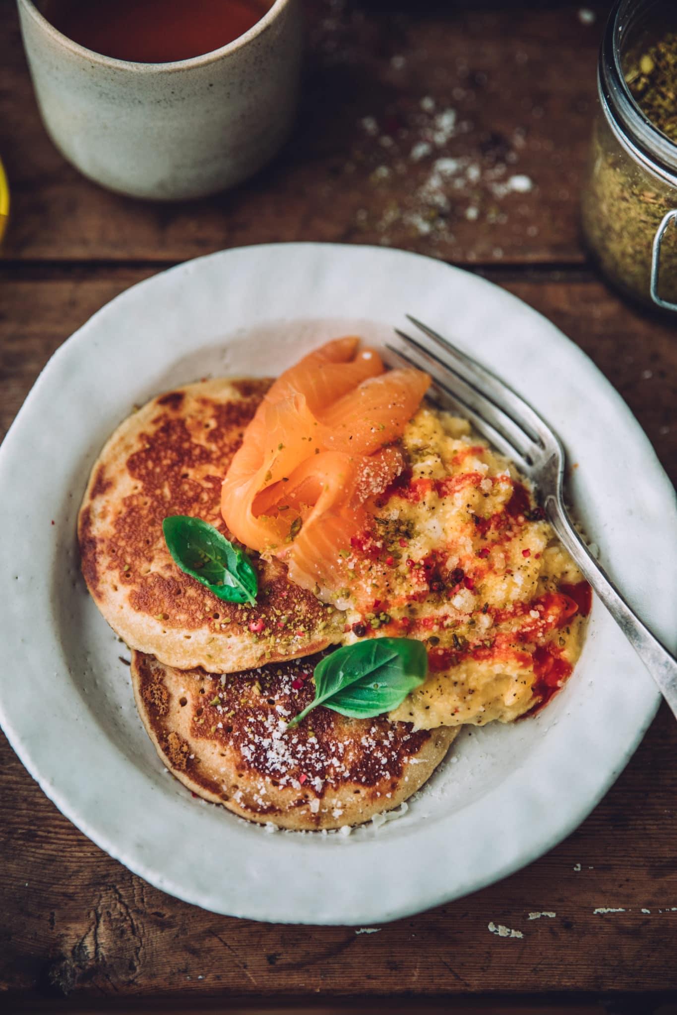 Pancakes Mégane Arderighi Megandcook styliste culinaire