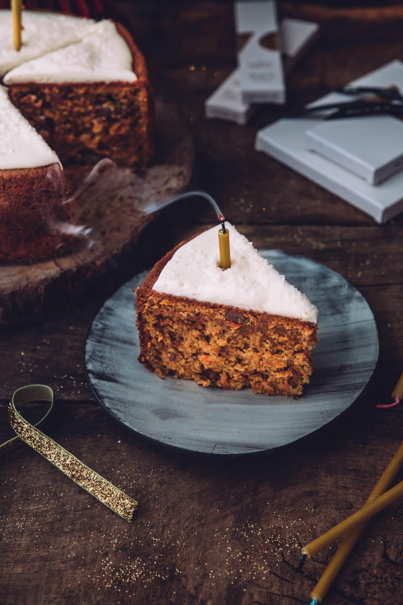 Carrot cake noel