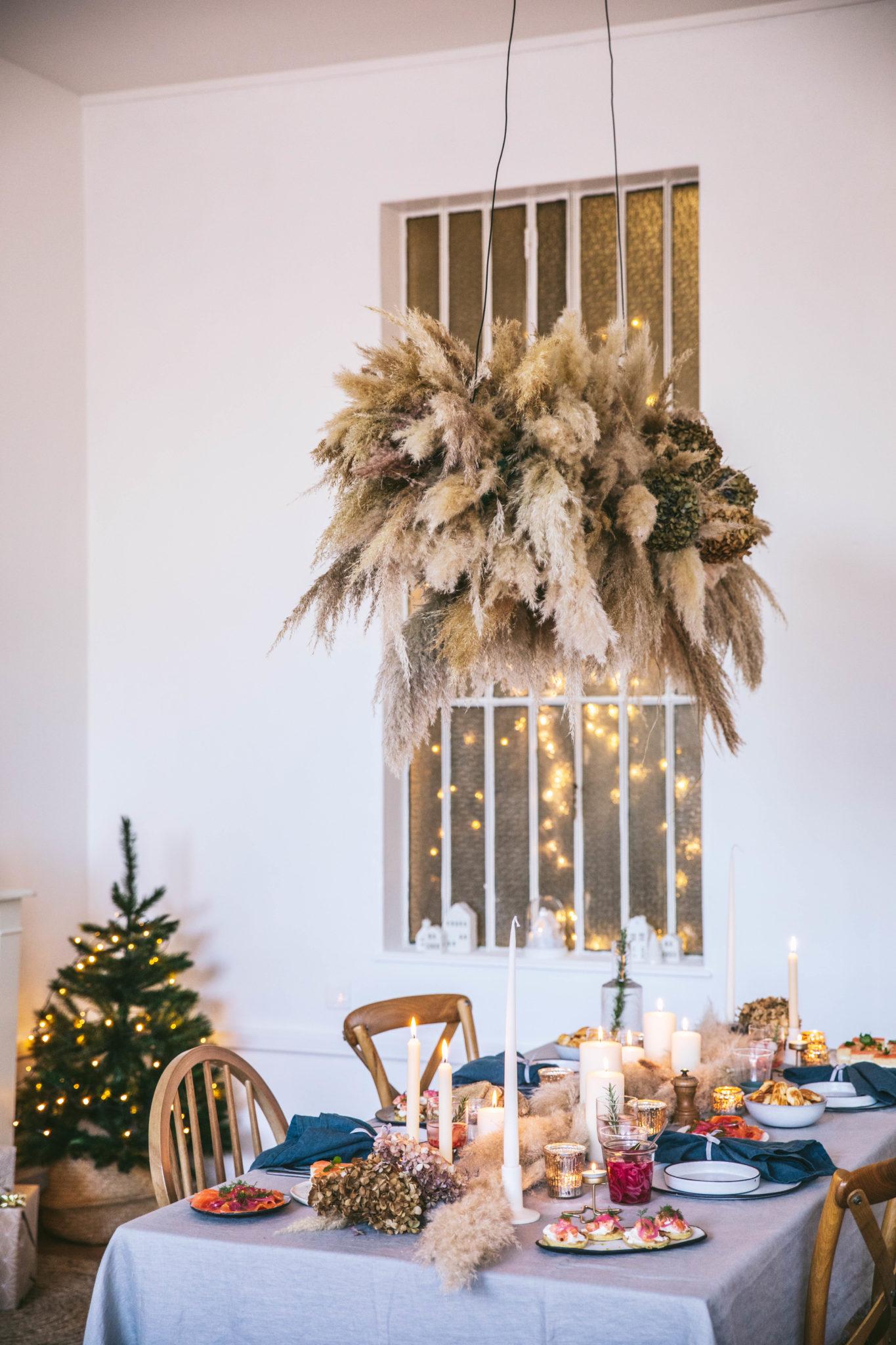 table de fêtes styliste culinaire lyon