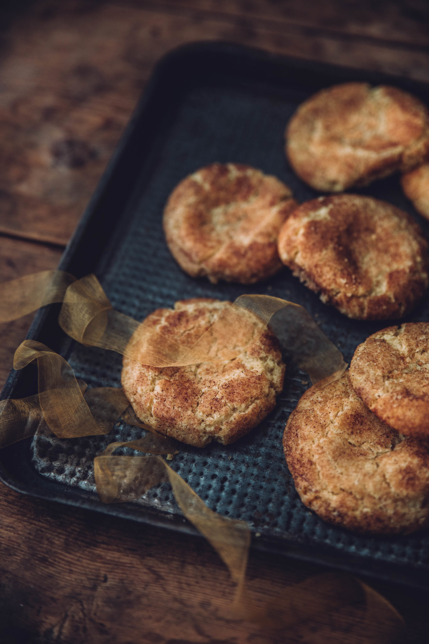 cookies cannelle noël