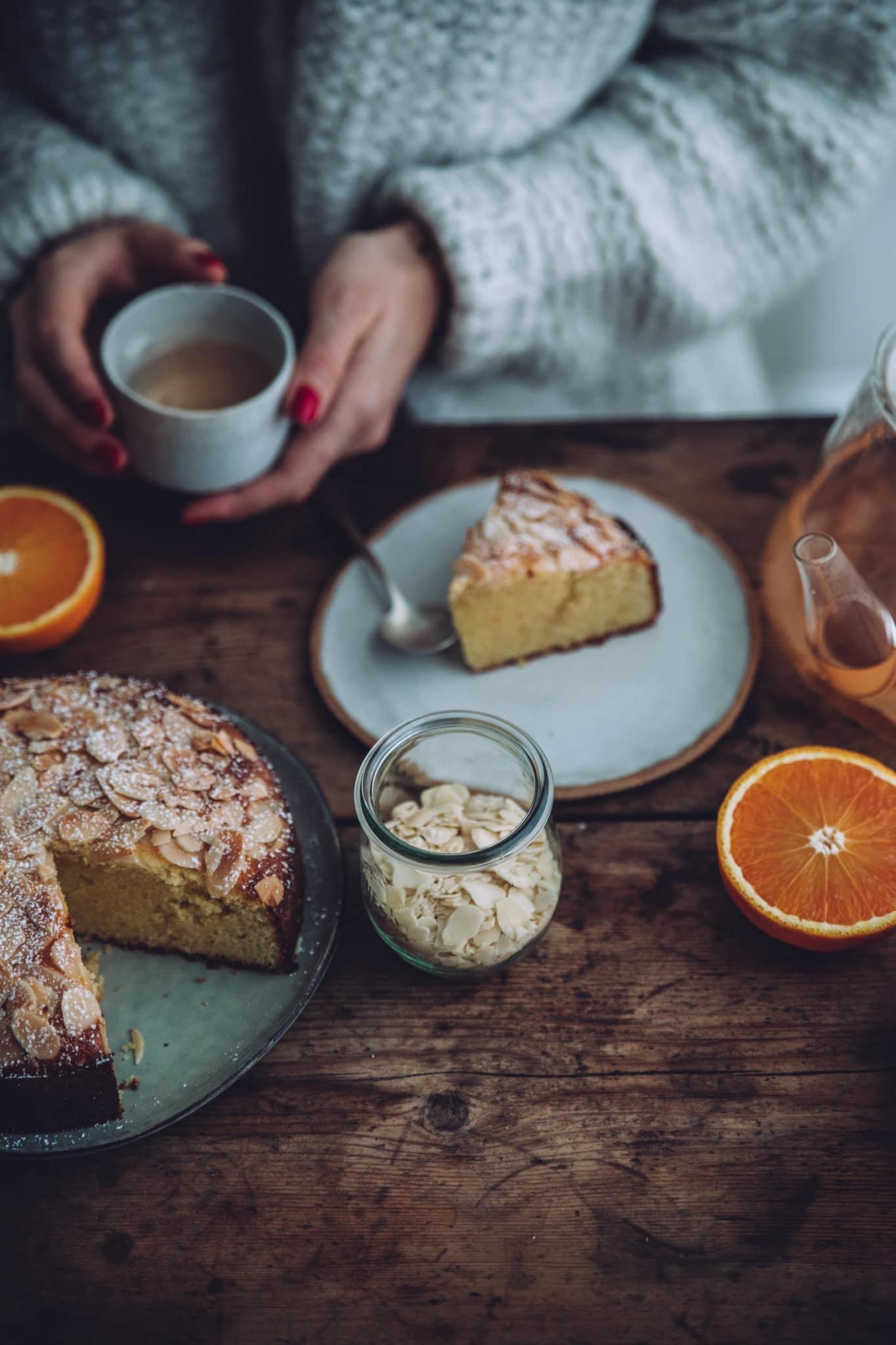 gâteau hiver moelleux