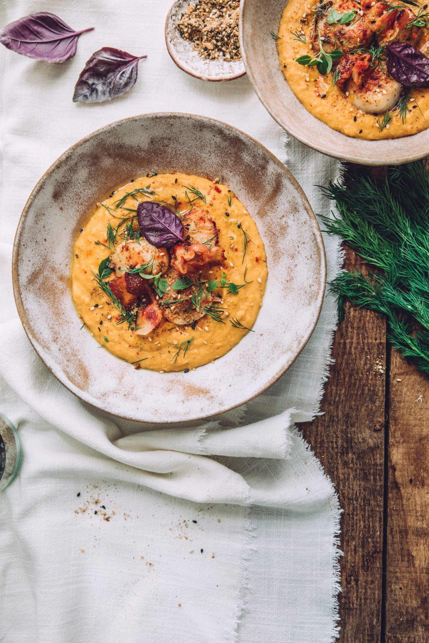 maïs coco paprika