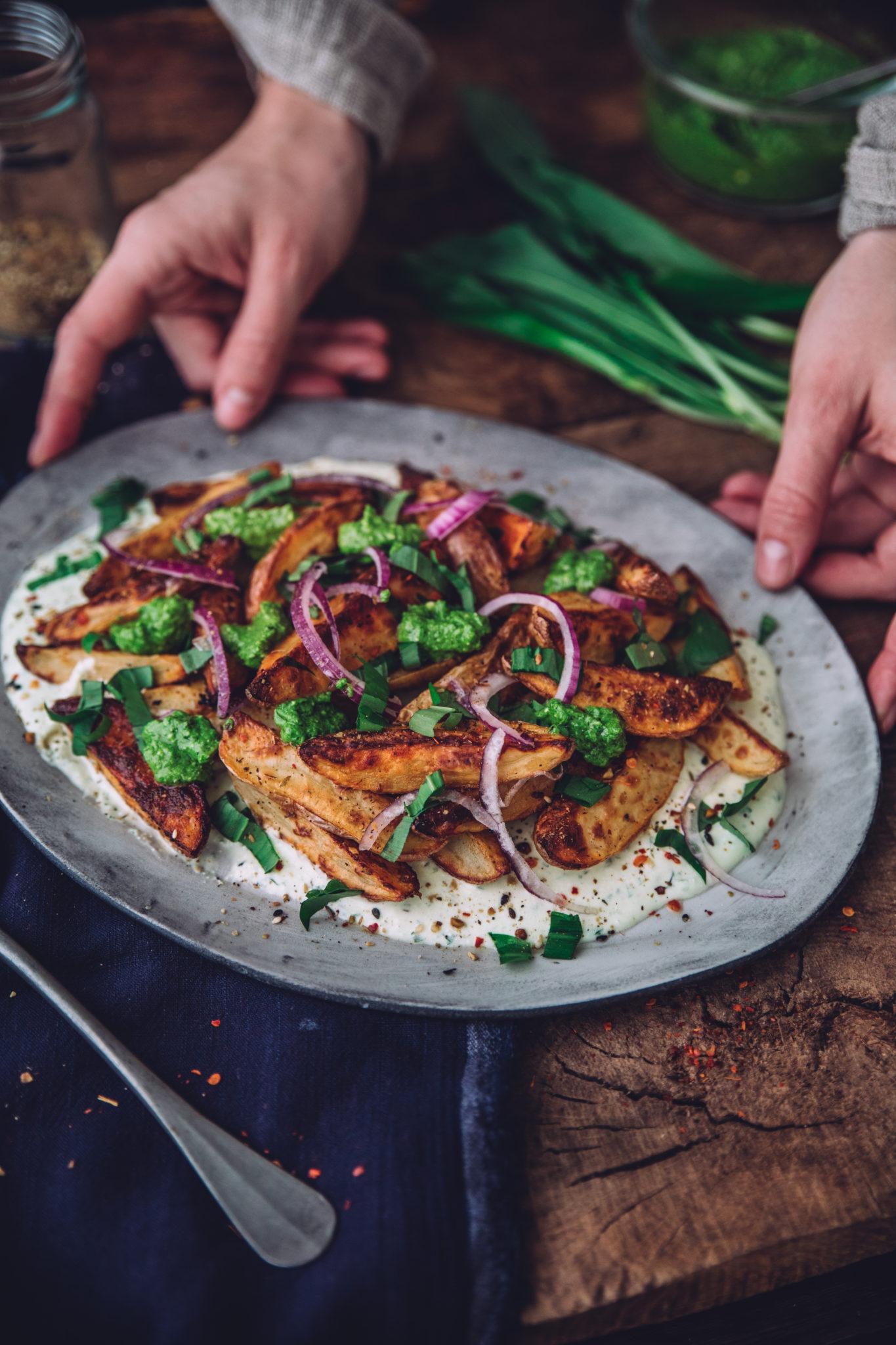 Salade printemps styliste culinaire lyon